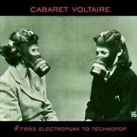 Cabaret Voltaire - 7885  Electropunk to Technopop 19781985 [CD]