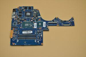 HP Omen 15-AX 914776-601 Laptop Motherboard i7-7700HQ 2.80GHz GTX 1050Ti -21A
