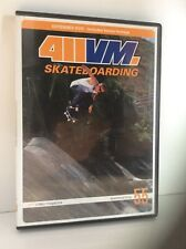 411 Video Magazine Dvd #55 411Vm Skateboarding Donny Barley Kerry Getz Duffel