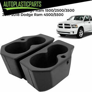For DODGE RAM1500-5500 Driver Passenge Right & Left Door Cup Holder Pocket 2pcs