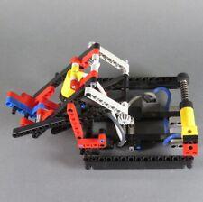 LEGO® TECHNIC Pneumatik 2x Kolben Zylinder Schlauch Schalter Pneumatic Technik