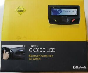 NEW Open Box / Display - Parrot CK3100 LCD Bluetooth hands-free car system