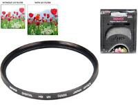 58mm UV Filter Lens Protector for Fujifilm X-Pro1 X-E1 with XF 14mm / 18-55mm