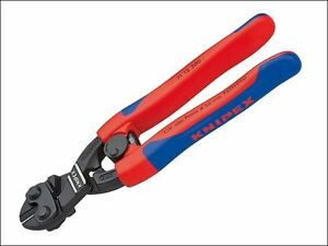 Knipex - Cobolt® Bolt Cutter With Return Spring  Multi-Component Grip 200mm 8in