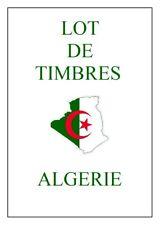 Lot de timbres ALGERIE