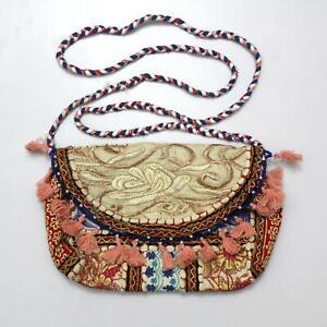 Vintage Tribal Banjara Indian Handmade Ethnic Women Purse Hippie Clutch Bag