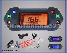 KOSO db01r+ plus compteur de vitesse compteur de vitesse tachymètre cockpit nouveau roller moto