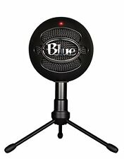 Blue Microphones Snowball Black iCE Condenser Microphone (Black)