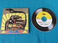 Torrevado - Living in the Shuttle 4 Tracks Cardsleeve Cd Perfetto Spanish Reisse