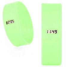 TooLate Uhr Modeuhr von Too2Late leuchtet Grün L Aurora Green Too Late Watch