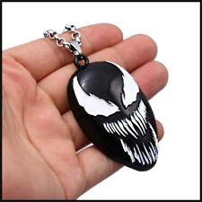 Venom Keychain Spider Man 3 Superhero MARVEL Car Purse Man Woman BlackMetal Gif