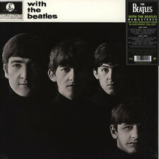 THE BEATLES With The Beatles 180gm VINYL LP REMASTERED STEREO NEW & SEALED