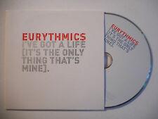 EURYTHMICS : I'VE GOT A LIFE ♦ CD SINGLE PORT GRATUIT ♦