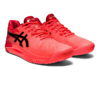 Asics Mens Gel-Resolution 8 Tokyo Tennis Shoes Red Sports Breathable