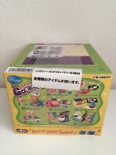 Re-ment Miniature Rare Disney Stitch Enjoys Cooking Complete Set (2009)