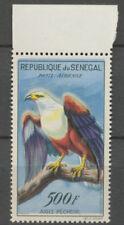 République Du Sénégal Poste Aérienne N°35 500f AIGLE Pêcheur N** P5015