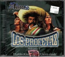 Dyablo , Profeta Records. Los Profetas 1   Chicano Rap, r&b, Espanol [CD New]