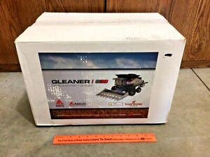 RARE 1/24 Agco Gleaner S88 Official Launch Edition combine! NIB, FREE shipping!