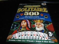 Ultimate Solitaire 500  pc game