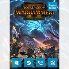 Total War WARHAMMER II 2 for PC Game Steam Key Region Free