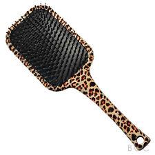Phillips Brush Leopard Rectangle Paddle Cushioned Brush
