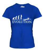 Nageur Évolution de L'Homme T-Shirt Femme T-Shirt Cadeau Vêtements