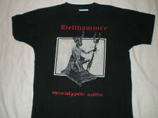 Hellhammer ´apocalyptic raids` shirt rare 80's/90's  Celtic Frost  Venom Bathory