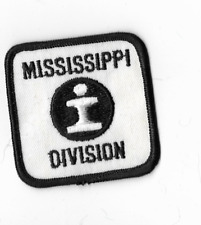 ILLINOIS  CENTRAL RR  MISSISSIPPI  Division