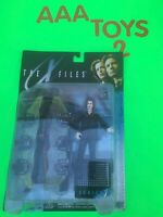 """McFarlane Toys X-FILES AGENT SCULLY Arctic Weather Gear & Cryopod 6"""" Figure MOC"""