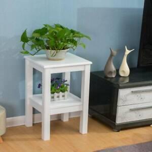 Modern Night stand Bedside Table Chest Wood Side Cabinet Storage Bedroom Desk UK