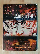 Linkin Park Breaking The Habit DVD+Manga Book