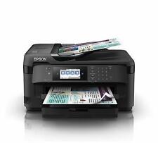 EPSON Workforce WF-7710 DWF 4-in-1 Multifunktionsdrucker A3 / A4 Duplex ADF