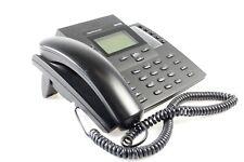 AAstra DeTeWe OpenPhone 63 schnurgebundenes Telefon schwarz Gebrauchsspuren