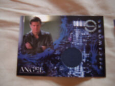 Angel Costume Card Pieceworks shirt worn by David Boreanaz season 3 PW1