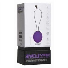 Evolved Vibratissimo Uno Ben Wa Balls Kegal Exercise Vaginal Weights Kegel