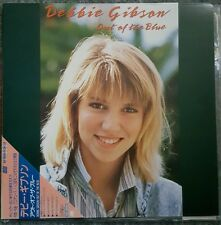 DEBBIE GIBSON / OUT OF THE BLUE Video Clip Laserdisc JAPAN LD CAV 35P6-9030