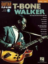 T-Bone Walker Sheet Music Guitar Play-Along Book and Audio NEW 000102641