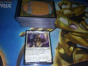 MTG 100 Card KEMBA, KHA REGENT Cat Token White Budget Commander/EDH DECK