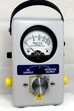 Bird Model 4431 Thruline(c) RF Wattmeter w/ Internal Variable RF Sampler  (New)