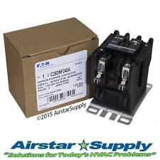 C25DNF240A Eaton / Cutler Hammer Contactor - 40 Amp • 2 Pole • 110/120V Coil