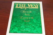 The Way Magazine/The Way International Special 50th Anniversary Edition