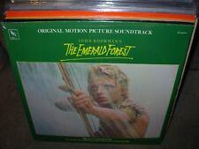 EMERALD FOREST john boorman, jr homrich, brian cascoigne ( soundtrack SEALED NEW