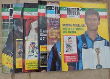 Inter Football Club -Poster gigante Inter 1989/1990 - N.8/1989