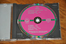 YES 90125 WEST GERMANY TARGET CD rare 80s WEST GERMANY