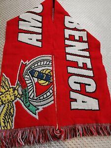 echarpe  de football BENFICA Portugal foot  scarf