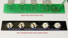 FENDER BLUES JUNIOR FBJ REPLACEMENT VALVE HOLDER BOARD FOR V2 - V3 - TWEED AMP