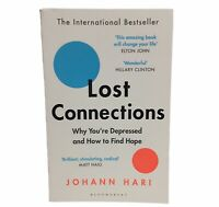 Lost Connections By Johann Hari - Uncovering the Real Causes of Depression