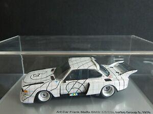 Minichamps 1/18 Art Car. Frank Stella Le Mans 1976
