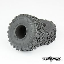 Pit Bull 1.9 Rock Beast Xor Scale Rc Tires Alien Kompound w/Foam (2) Pbtpb9014Ak