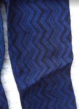 Tights Missoni for Target navy black chevron zigzag pattern never worn!